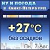Ну и погода в Санкт-Петербурге - Поминутный прогноз погоды